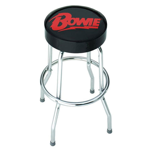 David Bowie Bar Stool - Aladdin Sane