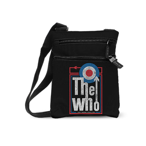 The Who   Body Bag   Target Up from Rocksax | Buy Now from  £16.99