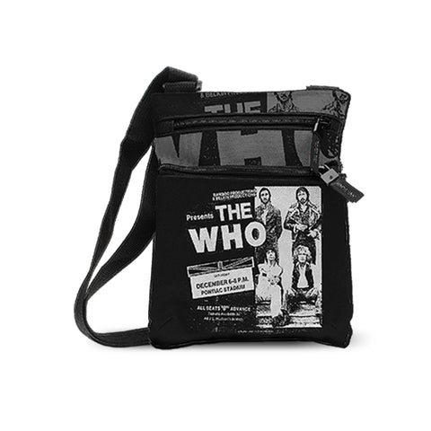 The Who   Body Bag   Presents from Rocksax | Buy Now from  £16.99