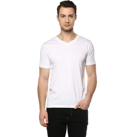 Griffel Men's Plain Cotton T-shirt