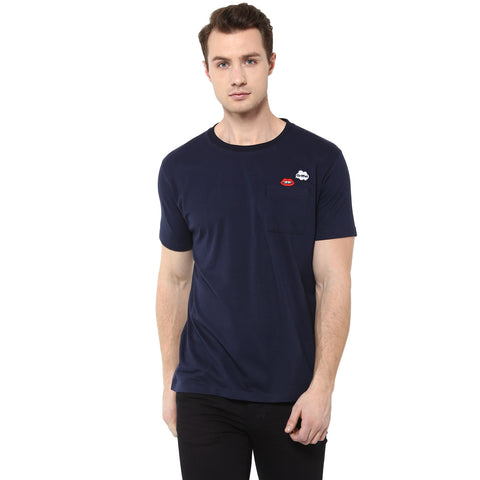 Griffel Men's Patch T-shirt