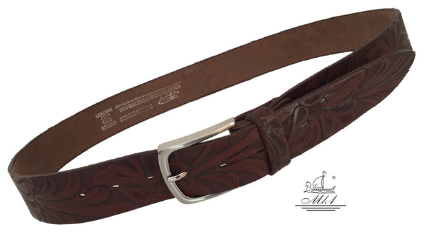 n2699/40k-ll Hand made leather belt
