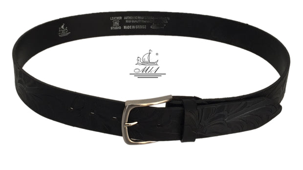 n2699/40m-ll Hand made leather belt