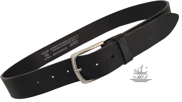n2699/40m Hand made leather belt