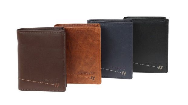 Leather wallet  3422