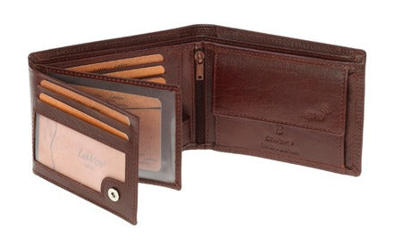 Leather wallet  3640