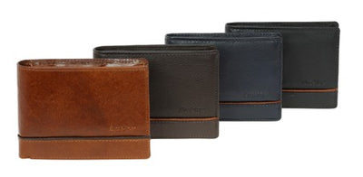 Leather wallet  3424