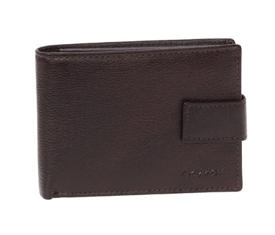 Leather wallet  3652 Brown