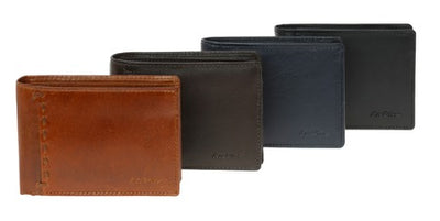 Leather wallet  3654