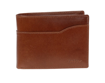 Leather wallet  3665 Coniac