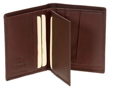 Leather wallet  7125