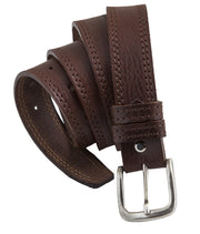 CBD00176 Handmade casual leather belt
