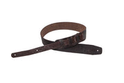wlk143/6 leather guitar strap
