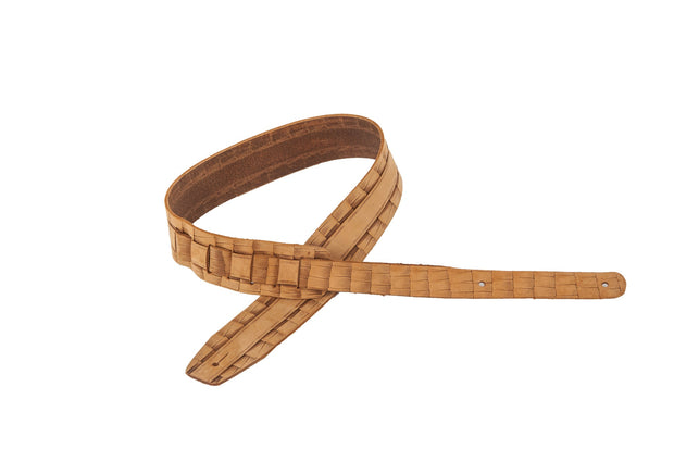 wlk145/6 leather guitar strap