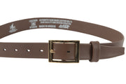 Women's thin belt handcrafted from soft leather ideal for dresses WB5248/30G