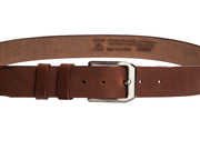 WS14/40K Casual leather belts