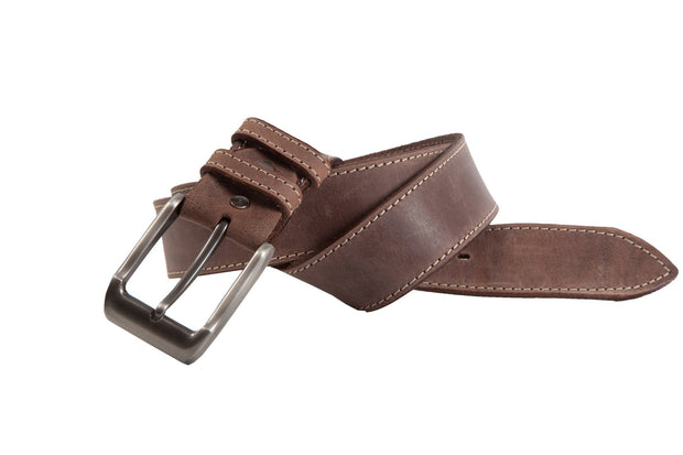 WS/601/40Handmade casual leather belt