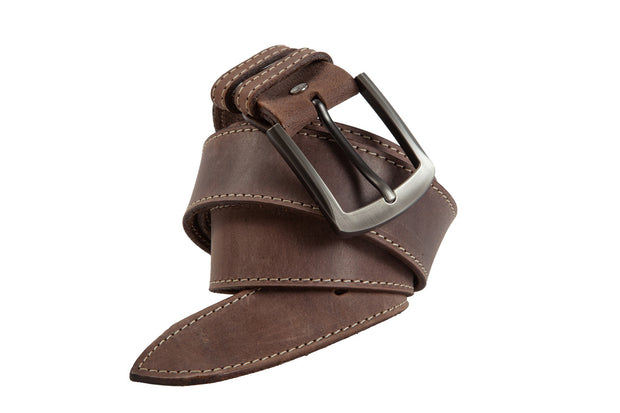 WS/602/40 Handmade casual leather belt