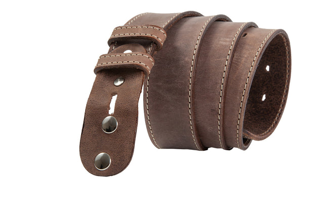 WB608/40 belts without buckles