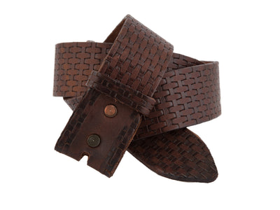 WB125/40 belts without buckles