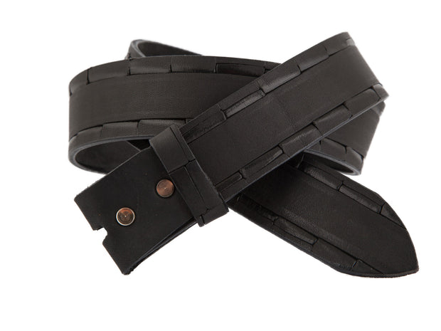 WB138/40 belts without buckles