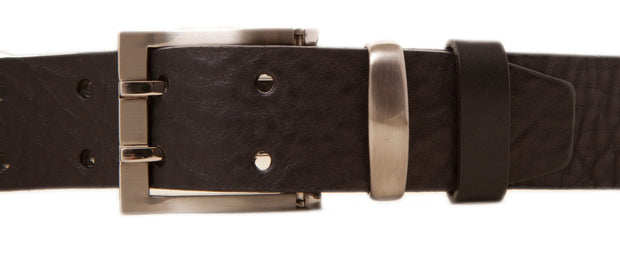 Casual handmade leather belt W15/40