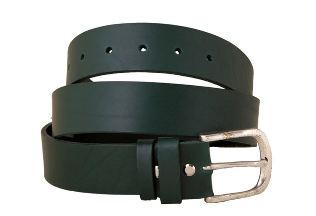 Casual handmade leather belt WS36/40