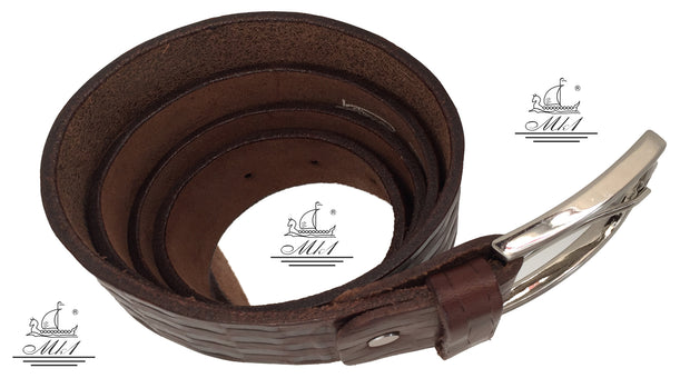n2699/40k-psx Hand made leather belt