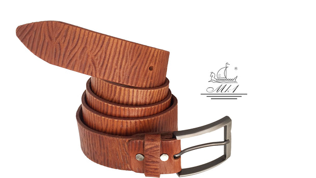 Z2752/40t-drHand made leather belt