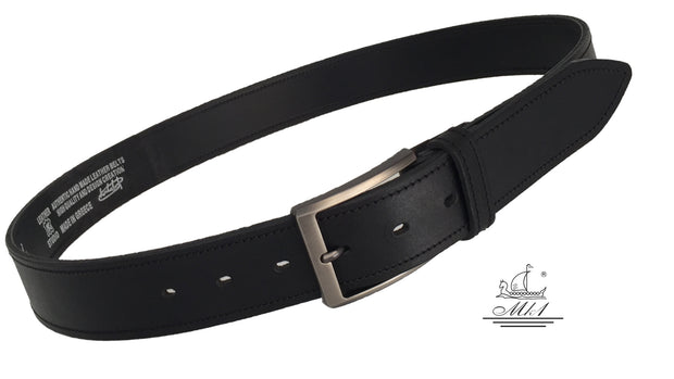 Z2752/40m-g Hand made leather belt