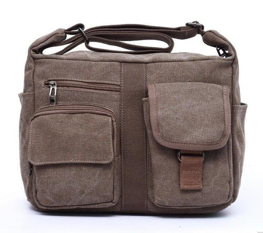 Bags - Double Messenger Bag