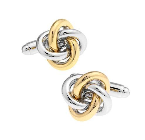 Cufflinks - Elegant Men's Cufflinks - Style 13