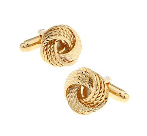 Cufflinks - Elegant Men's Cufflinks - Style 14