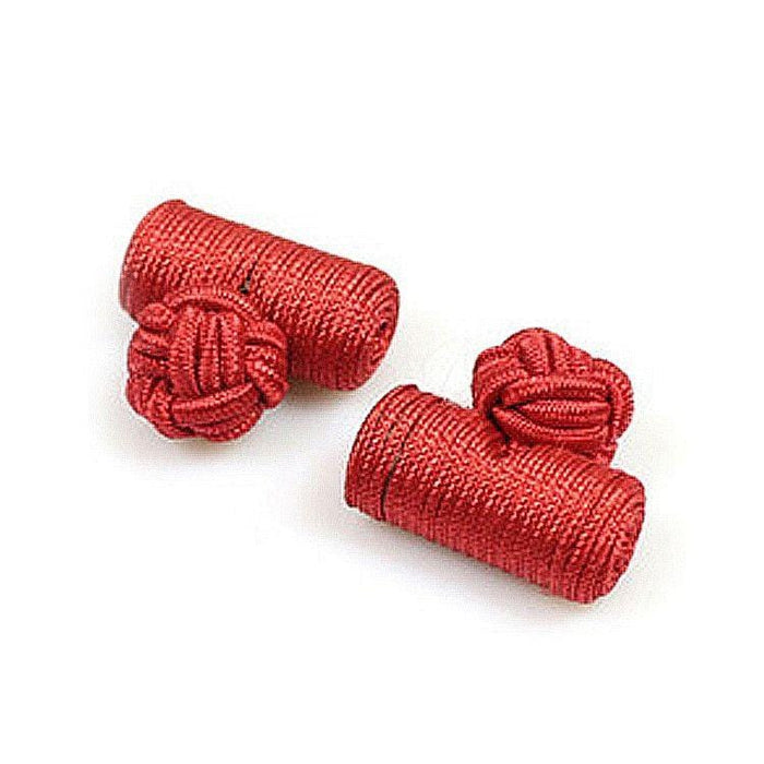 Cufflinks - Exquisite Rope Cufflinks - Style 14
