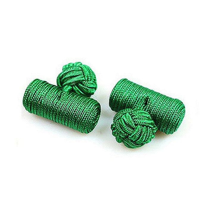 Cufflinks - Exquisite Rope Cufflinks - Style 15