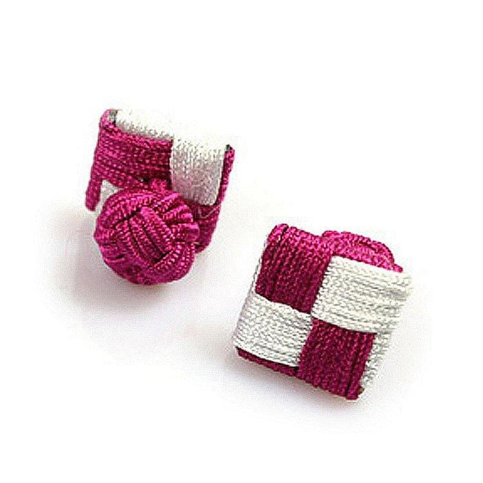 Cufflinks - Exquisite Rope Cufflinks - Style 3