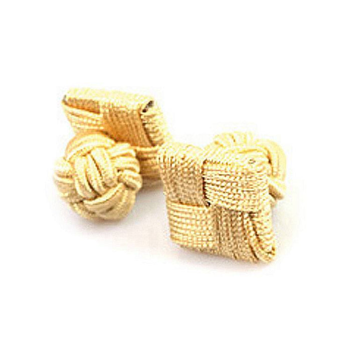 Cufflinks - Exquisite Rope Cufflinks - Style 4