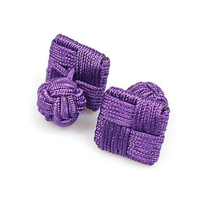 Cufflinks - Exquisite Rope Cufflinks - Style 7