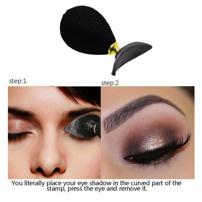 Instant Eye-shadow Stamp Crease Maker