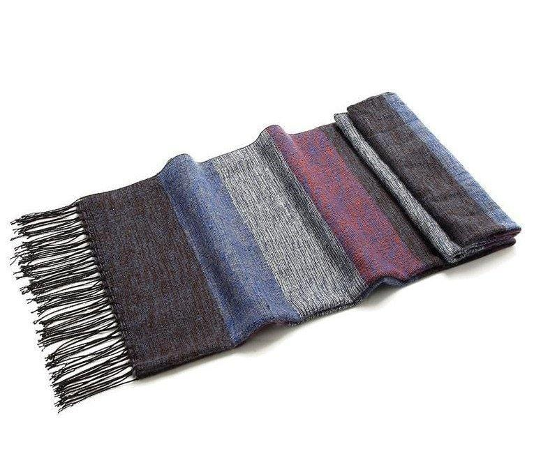 Scarves - Long Thick Scarf
