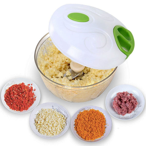 Traveler's Ultimate Food Chopper