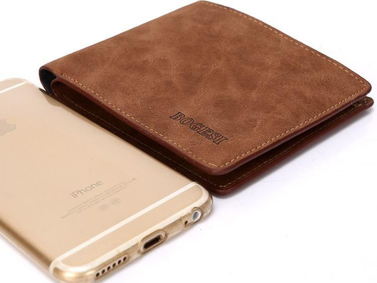Wallets - Portfolio Soft Leather Wallet