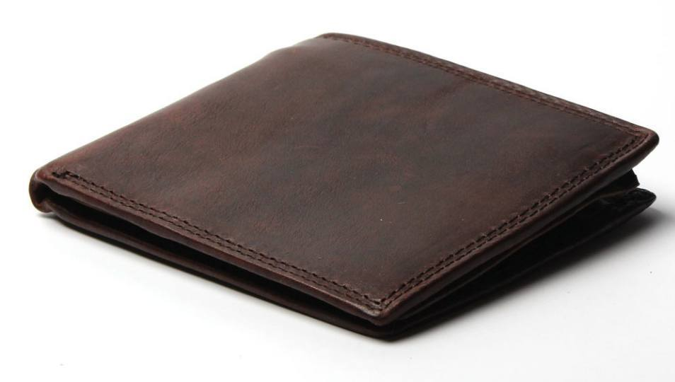 Wallets - Small Soft Leather Wallet