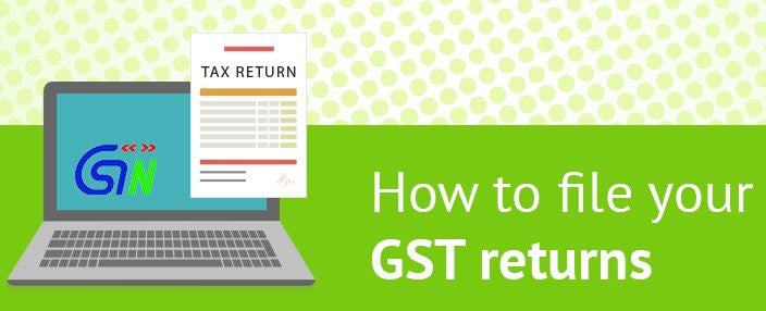 How to File Your GST Returns