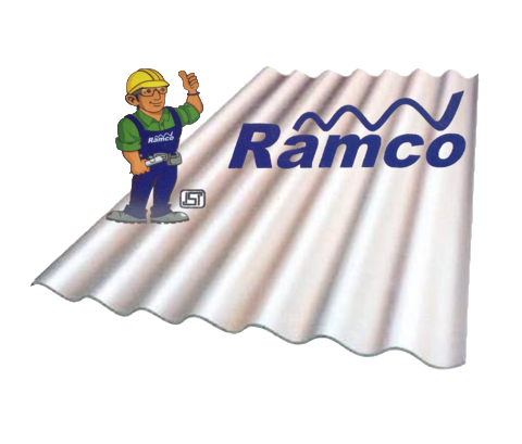 Ramco Cement Roofing Sheet