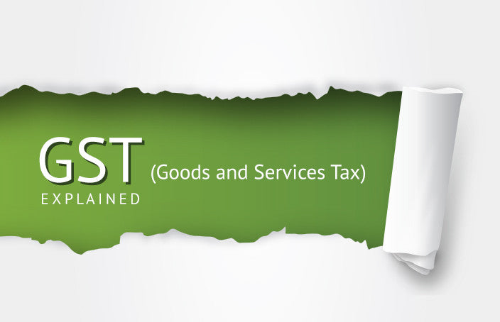 What is GST? How does it Work?