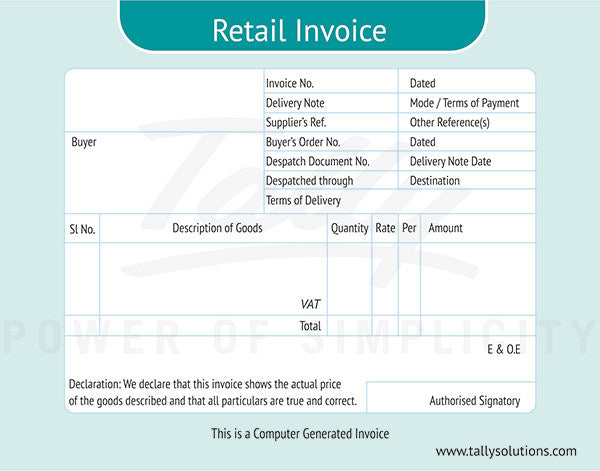 "All you Need to Know about Invoicing under GST gst-invoice-structure	 Jan 03 2017 Share2K Tweet Share32 +111 Shares 2K  Invoicing is a crucial aspect of tax compliance for every business. It is essential to be aware of the rules of invoicing under GST. Let us understand these in detail. Invoicing in the current tax regimes  In the current tax regimes, two types of invoices are issued:          Tax invoice – This is issued to registered dealers, and can be used to claim tax credit. Sample formats of the two main types of tax invoice in the current tax regime, the Rule 11 Excise invoice and tax invoice are shown below.         invoicing-under-gst         Retail or commercial invoice – This is issued to an unregistered dealer or retail customer, and no tax credit can be claimed on this invoice. Sample format of a retail invoice in the current tax regime is shown below.     retail-commercial-invoice    Invoicing in the GST regime  In the GST regime, two types of invoices will be issued:      Tax invoice     Bill of supply  Tax invoice  When a registered taxable person supplies taxable goods or services, a tax invoice is issued. Based on the rules regarding details required in a tax invoice, a sample tax invoice has been shown below.  gst invoice sample What is the time limit for issue of tax invoice? Supply of goods 	The tax invoice must be issued before or at the time of  Removal of goods, where supply involves movement of goods  E.g. – When Super Cars Ltd, a car manufacturer, supplies cars to its dealer Ravindra Automobiles, the invoice must be issued at the time of removal of the cars from Super Cars Ltd's premises. This is because the supply involves movement of the cars to Ravindra Automobiles' premises.  OR  Delivery of goods to the recipient, where supply does not require movement of goods  E.g. – Super Cars Ltd purchases a generator set, which will be assembled and installed at the factory premises by the supplier. Here, since the supply does not require movement of the generator set, the invoice must be issued at the time when the generator set is made available to Super Cars Ltd. Supply of services 	The tax invoice must be issued within 30 days from the date of supply of the service. Where the supplier is a bank or any financial institution, the invoice must be issued within 45 days of the supply of service.  Note: In case a person paying tax on reverse charge receives goods or services from an unregistered supplier, the receiver must issue an invoice on the date of receipt of goods or services. How many copies of the tax invoice are required?  For supply of goods, three copies of the invoice are required – Original, Duplicate, and Triplicate.  Original invoice: The original invoice is issued to the receiver, and is marked as 'Original for recipient'.  Duplicate copy: The duplicate copy is issued to the transporter, and is marked as 'Duplicate for transporter'. This is not required if the supplier has obtained an invoice reference number.  The Invoice reference number is given to a supplier when he uploads a tax invoice issued by him in the GST portal. It is valid for 30 days from the date of upload of invoice.  Triplicate copy: This copy is retained by the supplier, and is marked as 'Triplicate for supplier'.  copies of GST tax invoice  For supply of services, two copies of the invoice are required:      Original Invoice: The original copy of the invoice is to be given to receiver, and is marked as 'Original for recipient'.     Duplicate Copy: The duplicate copy is for the supplier, and is marked as 'Duplicate for supplier'.  Copies of tax invoice for supply of services What details must a tax invoice for export contain?  An export invoice must, in addition to the details required in a tax invoice, contain the following details: Export invoice Must have the words '""Supply meant for export on payment of IGST"" or ""Supply meant for export under bond without payment of IGST"" Name and address of the recipient Delivery address Number and date of ARE-1 (application for removal of goods for export) Bill of Supply  Bill of Supply is to be issued by a registered supplier in the following cases:      Supply of exempted goods or services     Supplier is paying tax under composition scheme  Based on the rules regarding details required in a Bill of supply, a sample Bill of Supply has been shown below.  GST Bill of Supply format  The bill of supply need not be issued when the value of goods or services supplied is less than Rs 100, unless the receiver insists for the bill. However, a consolidated bill of supply should be prepared at the end of the business day for all such supplies for which the bill of supply is not issued. How to revise the values of an invoice already issued?  To revise the taxable value or GST charged in an invoice, a debit note or supplementary invoice or credit note must be issued by the supplier.  Debit note/supplementary invoice- These are to be issued by a supplier to record increase in taxable value &/or GST charged in the original invoice.  Credit note- These are to be issued by a supplier to record decrease in taxable value &/or GST charged in the original invoice. Credit note must be issued on or before 30th September following the end of the financial year in which the supply was made OR the date of filing of the relevant annual return, whichever is earlier.  Let us understand the time limit for issue of credit note with an example.  Example  Super Cars Ltd sells spare parts worth Rs. 6,00,000 to its dealer Ravindra Automobiles on 1st November '17.  On 2nd November '17, Ravindra Automobiles returned spare parts worth Rs 1,00,000, being damaged goods. Super Cars Ltd wants to raise a credit note for the goods returned.  Let us ascertain the last date by when Super Cars Ltd must issue the credit note using 2 scenarios-  Scenario 1- They file annual return of the Financial Year 17-18 on 1st December '18  Scenario 2- They file annual return of the Financial Year 17-18 on 31st May '18. Scenario 	Date of original supply 	Annual return filing date 	Condition for determining last date to issue credit note 	Last date for issuing credit note Scenario 1 	1st November 2017 	1st December '18 	30th September following the end of the financial year in which the supply was made or the date of filing annual return, whichever is earlier 	30th September '18 Scenario 2 	31st May '18 	31st May '18    What details should debit notes, supplementary invoices and credit notes include?  Debit notes, supplementary invoices and credit notes must include the following details: Debit note/Supplementary Invoice/Credit Note Nature of the document must be indicated prominently, such as 'revised invoice' or 'supplementary invoice' Name, address, and GSTIN of the supplier A consecutive serial number containing only alphabets and/or numerals, unique for a financial year Date of issue of the document If recipient is registered- Name, address and GSTIN/Unique ID number of the recipient If recipient is unregistered- Name, address of recipient and address of delivery, with state name and code Serial number and date of the original tax invoice or bill of supply Taxable value of the goods or services, rate of tax and the amount of tax credited or debited to the recipient Signature or digital signature of the supplier or his authorized representative     Coming soon:  Period of retaining books of accounts  Payment of tax"