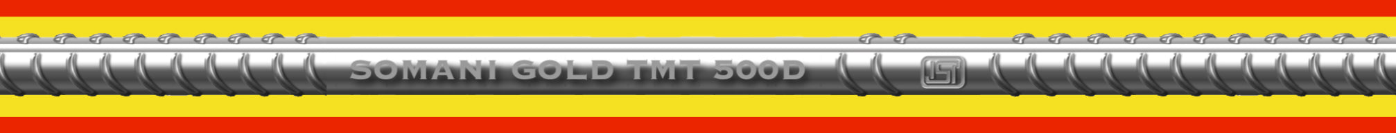 Somani Gold TMT Steel Bars | Hindustan Steel Suppliers