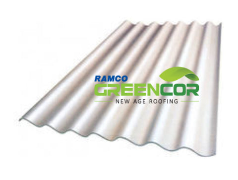 Ramco GreenCor Sheets - Hindustan Steel Suppliers