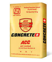 Acc Concrete Plus - Hindustan Steel Suppliers